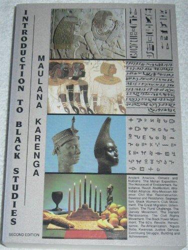 Introduction to Black Studies: Maulana Karenga