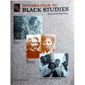 Introduction to Black Studies: Karenga, Maulana