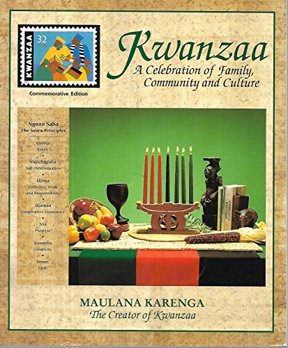 9780943412245: Kwanzaa : A Celebration of Family, Community and Culture