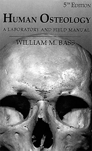 9780943414966: HUMAN OSTEOLOGY 5/E (Special Publication No. 2 of the Missouri Archaeological Soc)