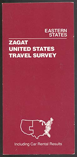 9780943421377: Zagat United States Travel Survey: Eastern States