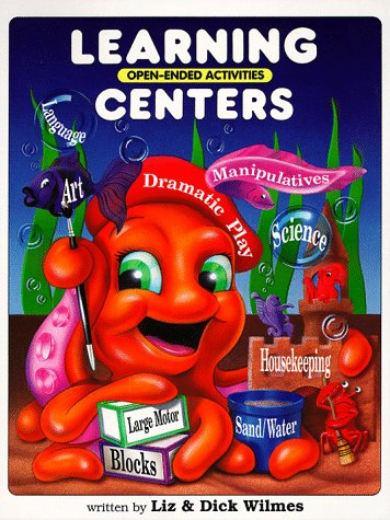 Learning Centers: Liz Wilmes, Dick
