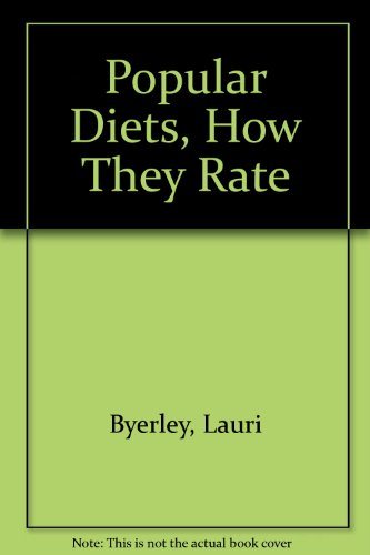 Popular Diets, How They Rate: Lauri Byerley