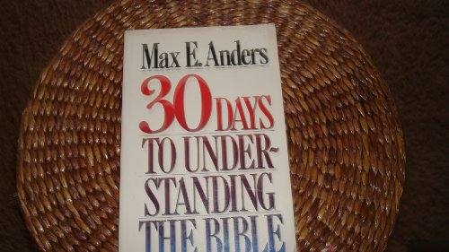 9780943497266: 30 Days to Understanding the Bible