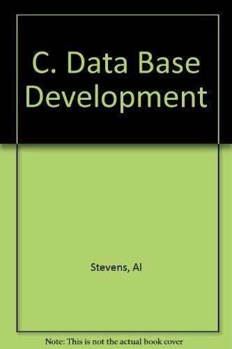 C. Data Base Development: Stevens, Al