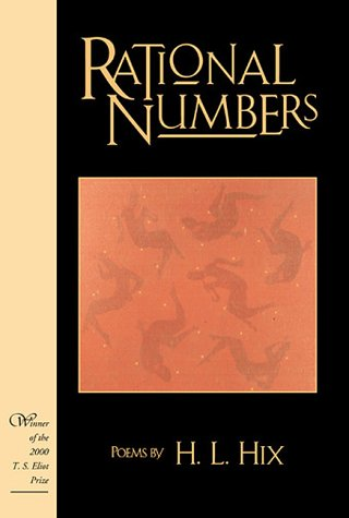 9780943549804: Rational Numbers: Poems (Winner, T.S. Eliot Prize, 2000)(New Odyssey Series)
