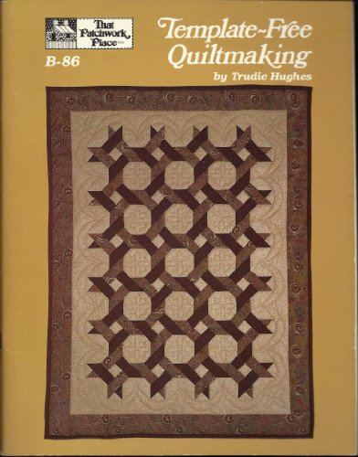 9780943574226: Template-Free Quiltmaking