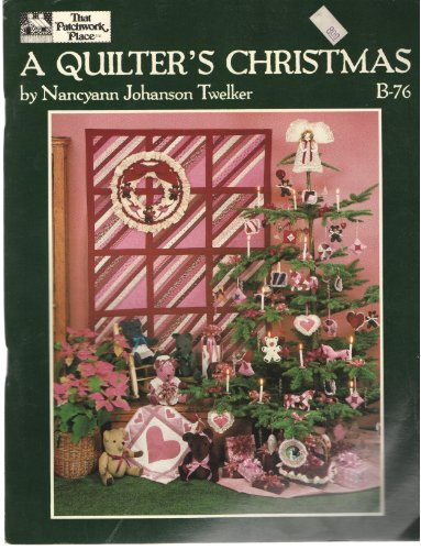 9780943574264: A quilter's Christmas