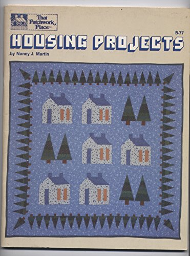 9780943574271: The Patchwork Place: Housing Projects