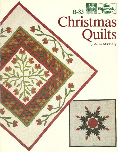 9780943574332: Christmas quilts