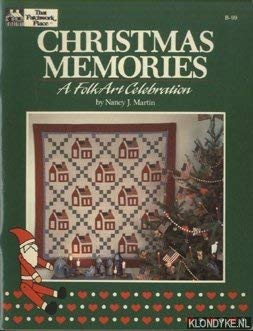 9780943574509: Christmas Memories: A Folk Art Celebration