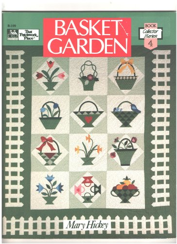 9780943574615: Basket Garden (Book collector series)