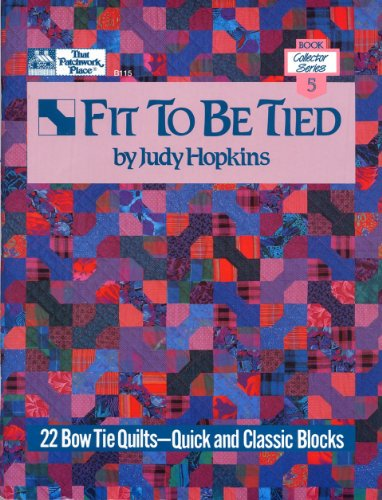 9780943574721: Fit to Be Tied (Book collector series)
