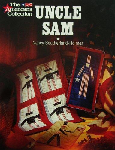 Uncle Sam by Nancy Southerland Holmes 1991: Nancy Southerland-Holmes
