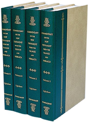9780943575261: Commentary on the New Testament from the Talmud and Hebraica