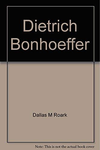 9780943575568: Dietrich Bonhoeffer