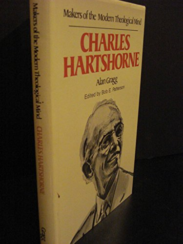 9780943575629: Charles Hartshorne (Makers of the Modern Theological Mind.)