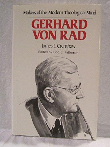 Gerhard Von Rad: James L. Crenshaw