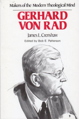 9780943575698: Gerhard Von Rad