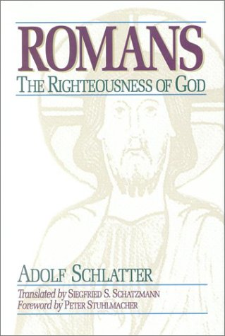 9780943575896: Romans: The Righteousness of God