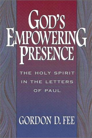 9780943575940: Gods Empowering Presence