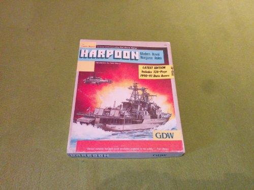 9780943580128: Harpoon (Gdw-710)