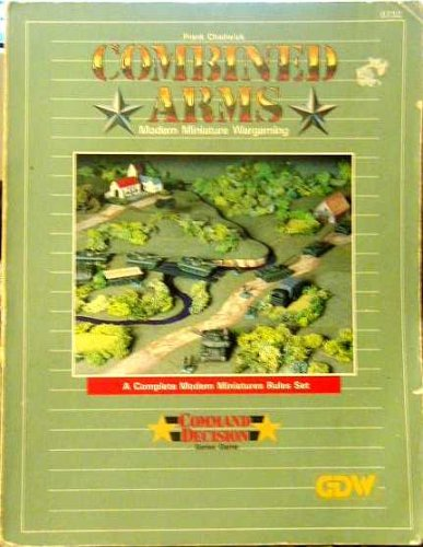 9780943580326: Combined Arms: Modern Miniature Wargaming (Command Decision)