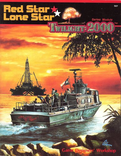 9780943580579: Twilight 2000: Red Star / Lone Star (Book No. 507)