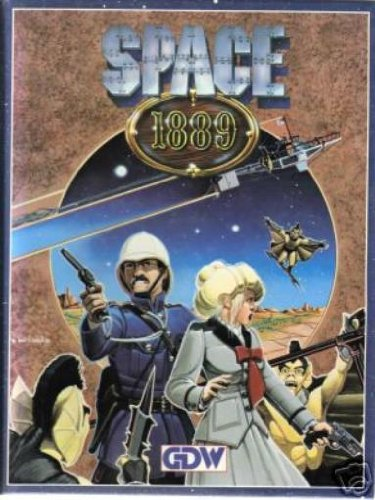 9780943580807: Space 1889: Science Fiction Role Playing in a More Civilized Time