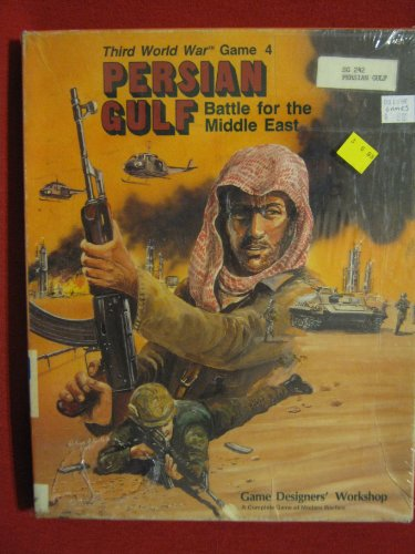 9780943580852: Persian Gulf: Battle for the Middle East (Third World War Game 4) [BOX SET]