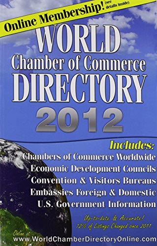 9780943581255: World Chamber of Commerce Directory 2012