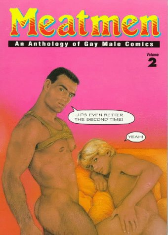 9780943595047: Meatmen: An Anthology of Gay Male Comics: 2