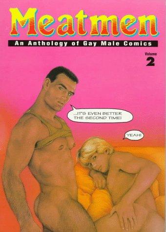 MORE MEATMEN. An Anthology of Gay Male: Leyland, Winston (Ed.)