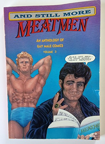 9780943595108: Meatmen: Volume 3