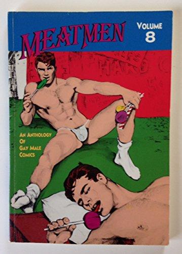 9780943595238: Meatmen: Volume 8 (Meatmen series)
