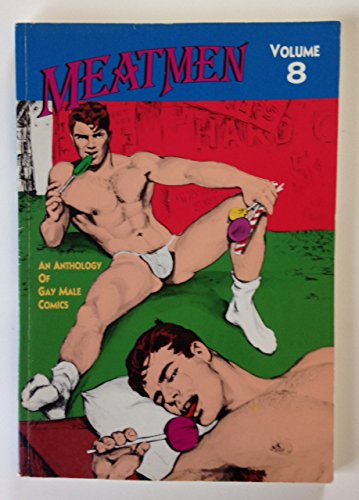 Meatmen an Anthology of Gay Male Comics: Leyland, Winston
