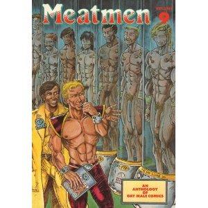 Meatmen: Volume 9 (Meatmen series): Stephen Lowther, et.al. Howard Stangroom