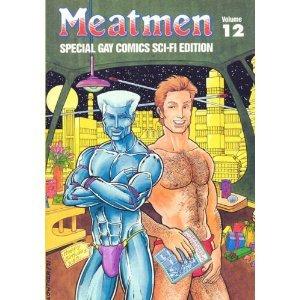 MEATMEN. An Anthology of Gay Male Comics: Leyland, Winston (Ed.)