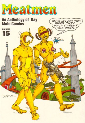 Meatmen an Anthology of Gay Male Comics Vol. 15