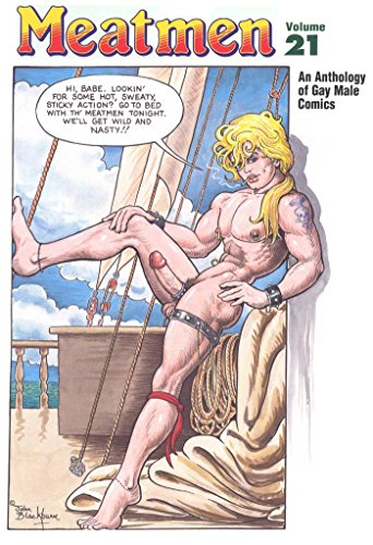 9780943595689: Meatmen: An Anthology of Gay Male Comics: 21