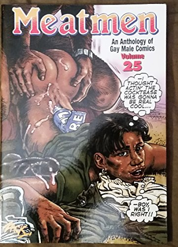 Meatmen: An Anthology of Gay Male Comics: Winston Leyland