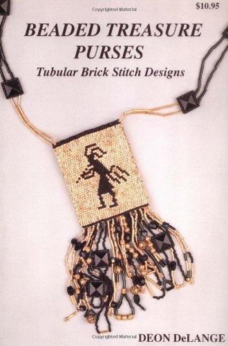 9780943604534: Beaded Treasure Purses: Tubular Brick Stitch Designs