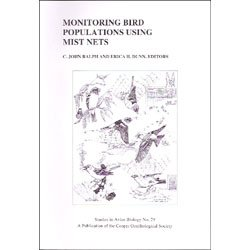 9780943610610: Monitoring Bird Populations Using Mist Nets (Studies in Avian Biology No. 29)