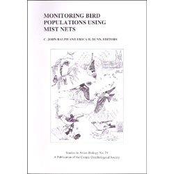 9780943610610: Monitoring Bird Populations Using Mist Nets (Studies in Avian Biology No. 29)