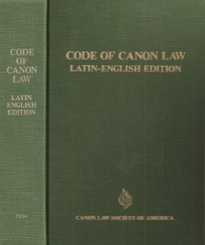 9780943616209: Code of Canon Law: A Text and Commentary