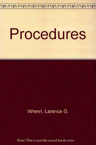 Procedures: Canon Law Society