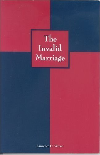 9780943616780: The Invalid Marriage