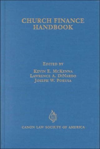 9780943616803: Church Finance Handbook