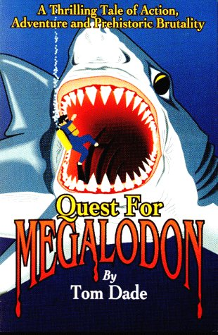 9780943629063: Quest for Megalodon