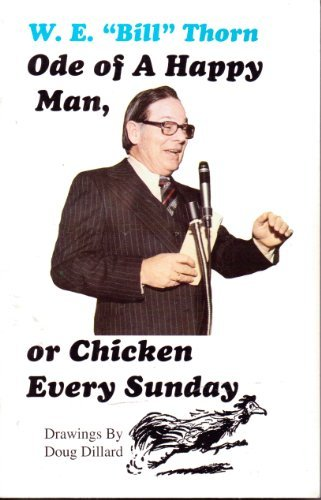 9780943639260: Ode of a Happy Man Or Chicken Every Sunday